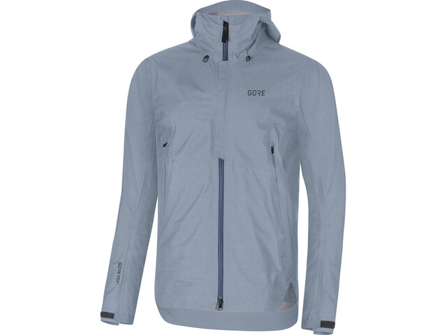 GORE WEAR H5 Gore-Tex Veste à capuche Active Homme, deep water blue/cloudy blue